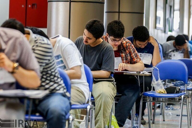 خبرنگاران تغییر زمان کنکور99 بستگی به تقویم آموزشی مدارس دارد