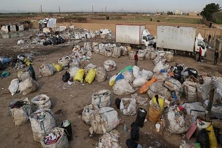 روزانه 110 تن زباله بیمارستانی در تهران جمع آوری می گردد، ادامه تعطیلی خطوط تفکیک زباله