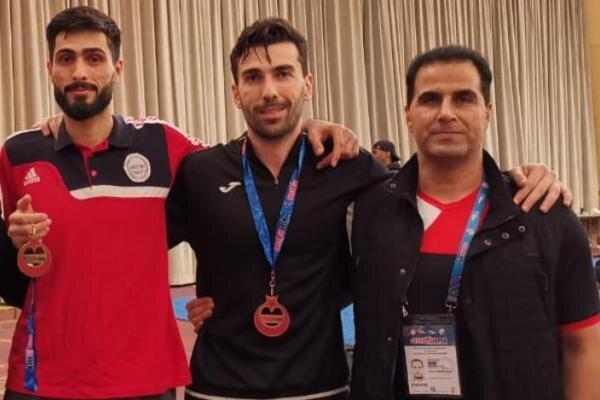 تمرین با مهماندوست افتخار بزرگی است، المپیک توکیو از آن ایران است