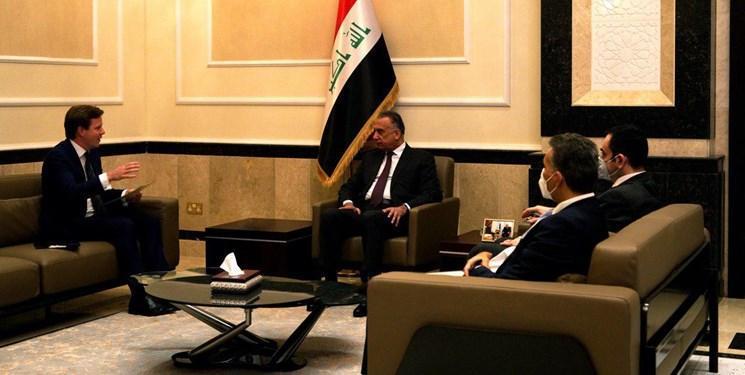 پیغام مکتوب نخست وزیر انگلیس به همتای عراقی