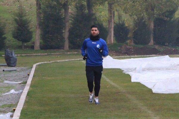 فرشید اسماعیلی هشتمین بازی فصل را از دست داد