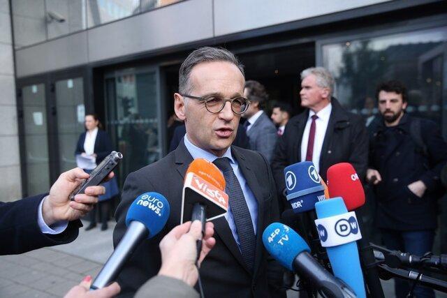 سفر وزیر خارجه آلمان به لیبی
