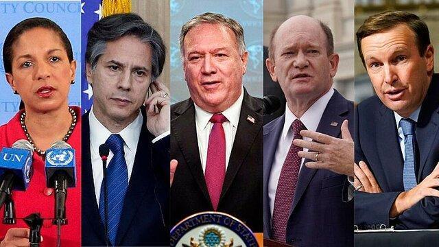 انتخابات 2020 آمریکا؛ وزیر خارجه در دولت بعدی چه کسی خواهد بود؟