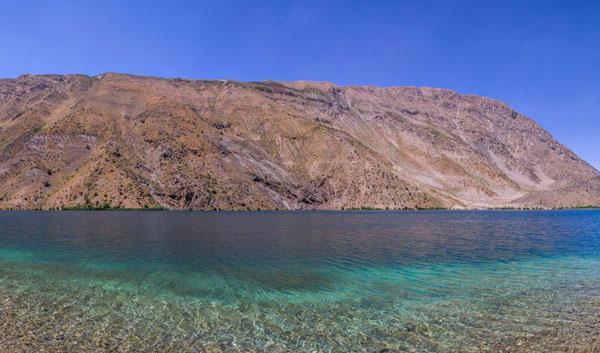 دریاچه گهر، نگین گردشگری استان لرستان