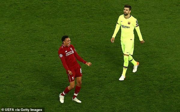 پیکه: شکست مقابل لیورپول بدترین باخت دوران فوتبالم بود