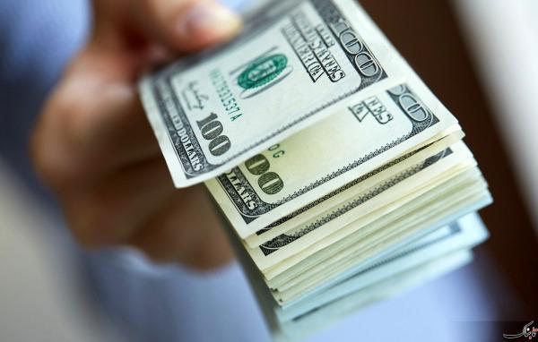 قیمت دلار امروز شنبه 1400، 02، 04، دلار در سراشیبی